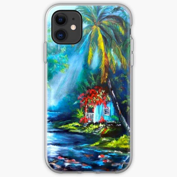 Old Hawaiian Homestead iPhone Soft Case