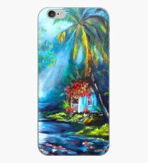 Old Hawaiian Homestead iPhone Case