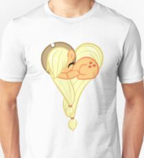 Heart Of AppleJack Unisex T-Shirt