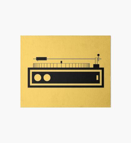 record player  Art Board