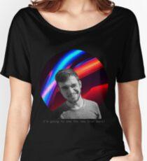 I am going Women's Relaxed Fit T-Shirt