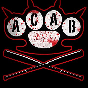 A.C.A.B.  by futbolko