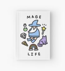 Mage Life Hardcover Journal