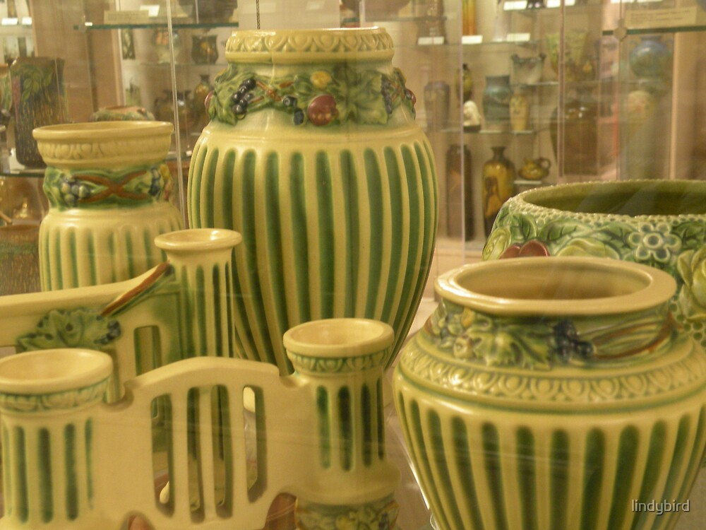 Roseville Pottery by lindybird