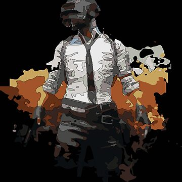 PUBG - PLAYER UNKNOWNS BATTLE GROUND TSHIRT by GOATsOfficial