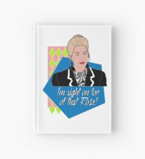 I'm right on top of that Rose! Hardcover Journal