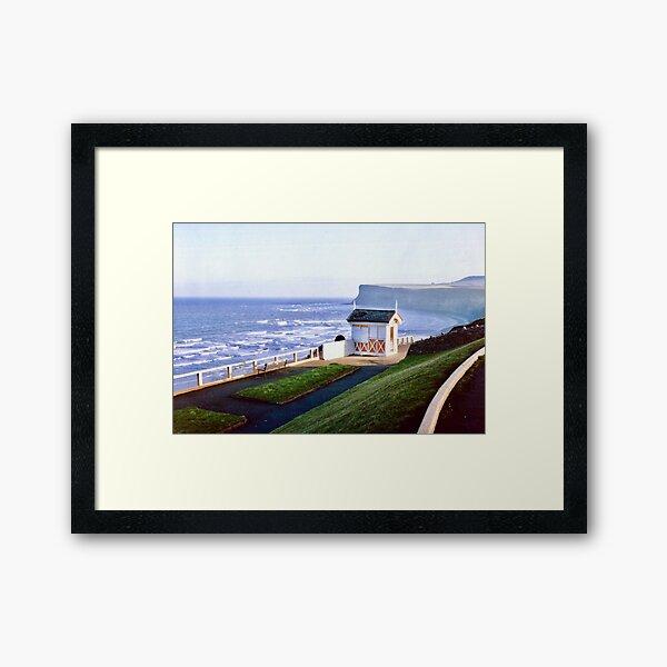 NDVH Saltburn 1980s 2 Framed Art Print