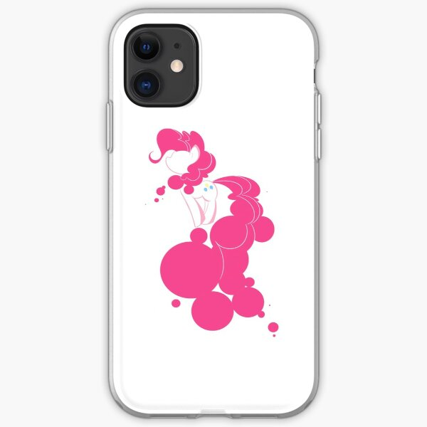 Bubbly Pink iPhone Soft Case