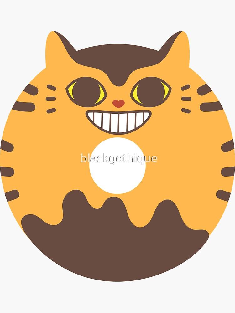 Donut Catbus de blackgothique