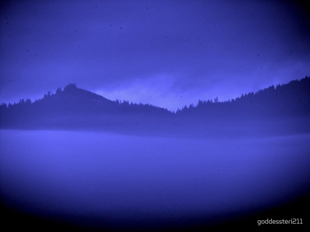 Mountain moods by goddessteri211