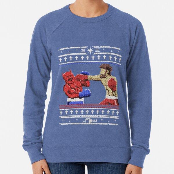 Christmas Sweater Lightweight Sweatshirt