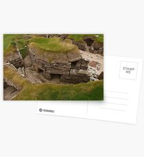 Skara Brae Settlement Postcards