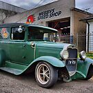 Webby's Speed Shop by monkeyfoto