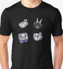 .:Cuphead:.  01 Unisex T-Shirt