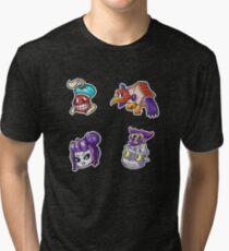 .:Cuphead:.  02 Tri-blend T-Shirt