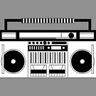 boombox by tinncity