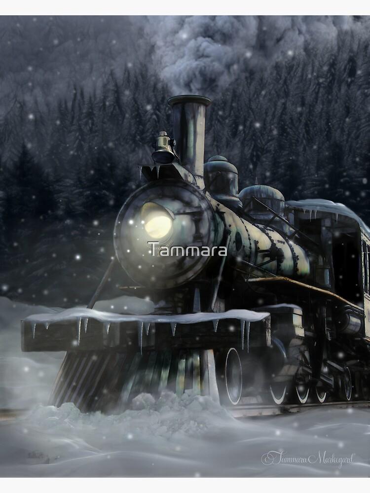 Steppeland Express by Tammara