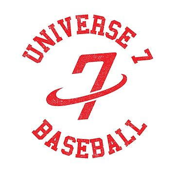 Universe 7 Baseball Team by huckblade
