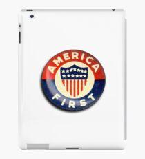 America First iPad Case/Skin