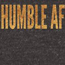Humble AF by Stephanie Perry