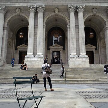 New York City Public Library by RayW