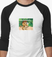 The lion fell in love with the lamb.  T-Shirt