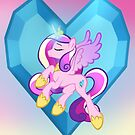 Radient Love by JustTheFangirl