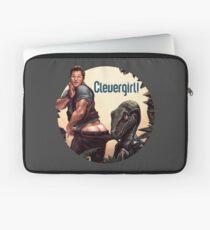 Jurassic World - Clevergirl  Laptop Sleeve