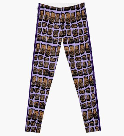 Iced Lavendar COTY 2018  Leggings
