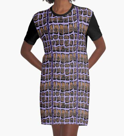 Iced Lavendar COTY 2018  Graphic T-Shirt Dress
