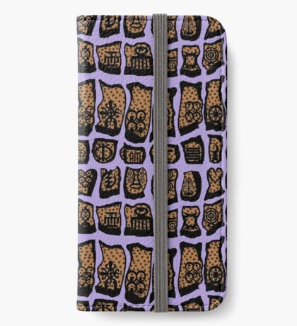 Iced Lavendar COTY 2018  iPhone Wallet