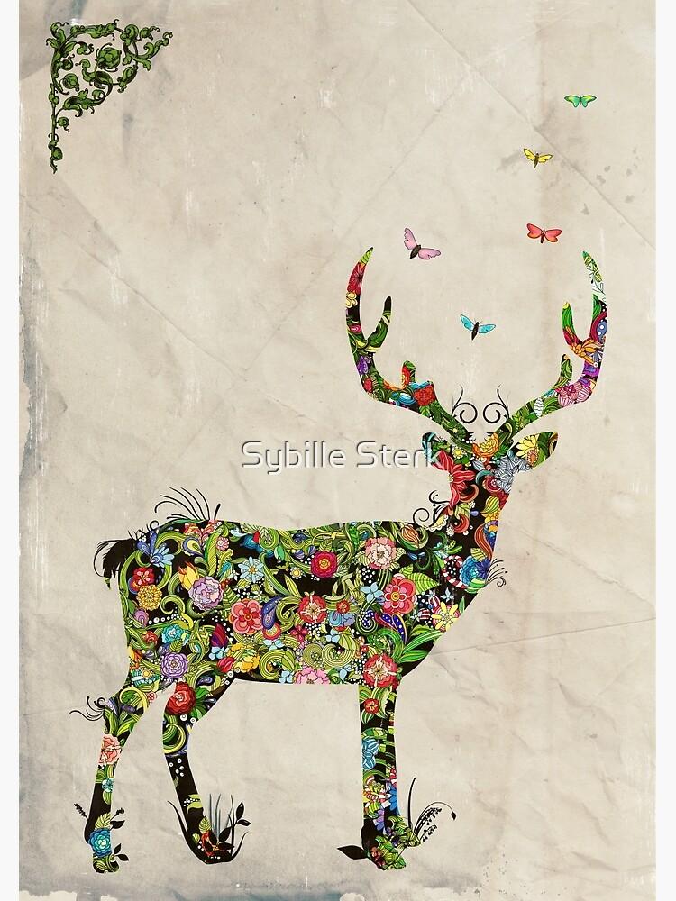 My Dear Deer by MagpieMagic