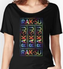RAK-SU  TSHIRT Women's Relaxed Fit T-Shirt