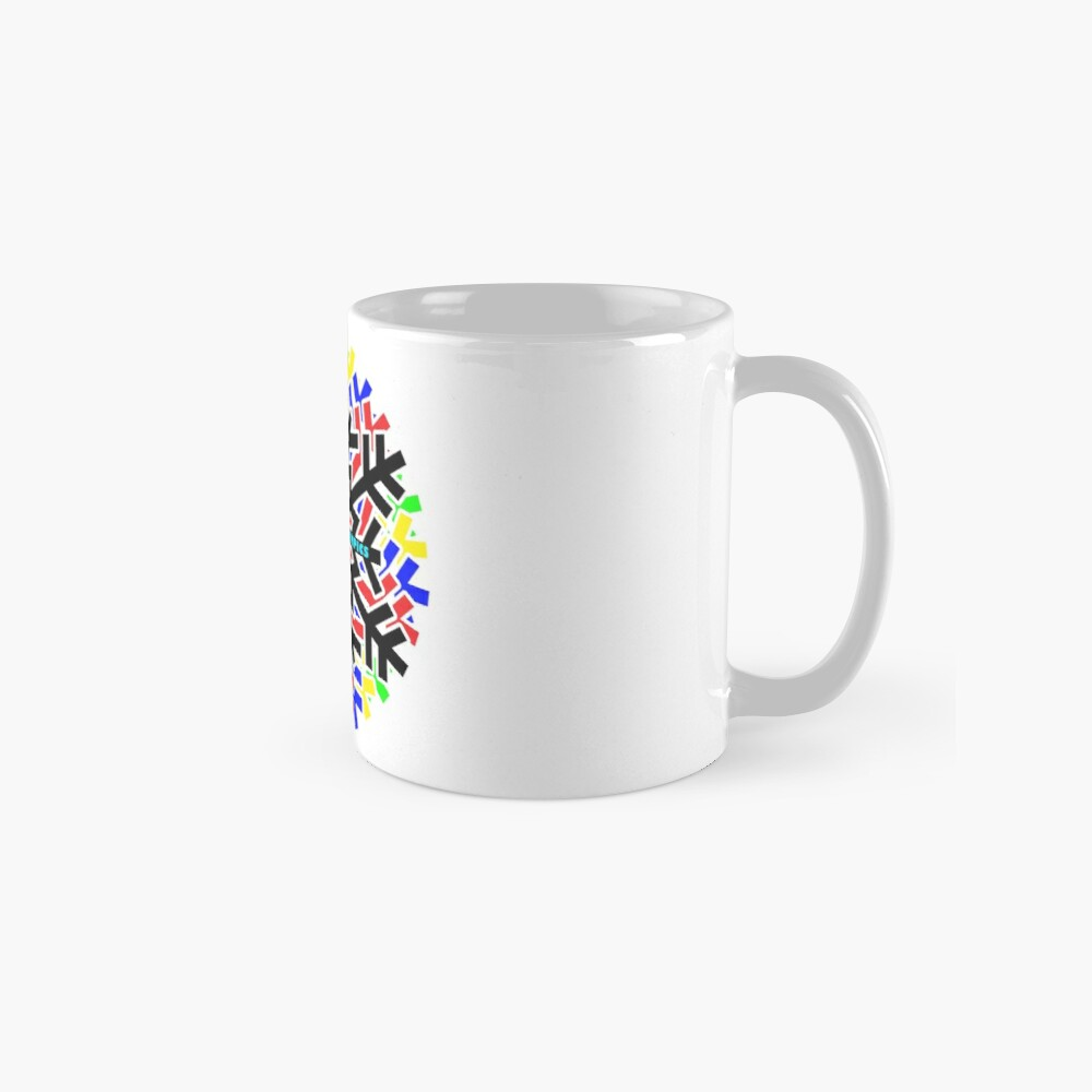 Winter Olympics  Mug