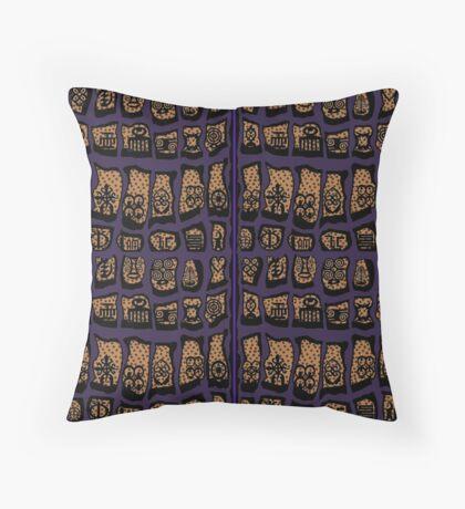 CLEMATIS COTY 2018 Floor Pillow