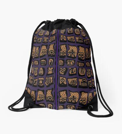 CLEMATIS COTY 2018 Drawstring Bag