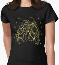 Holy Night  Women's Fitted T-Shirt