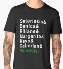 The Seven Deadly Sinners Men's Premium T-Shirt