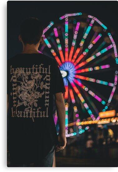 BEAUTIFUL MIND // Jon Bellion by JohnyBaldman