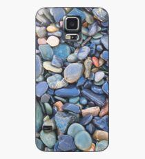 Wet Beach Stones Case/Skin for Samsung Galaxy