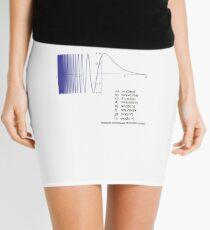 Math Function Mini Skirt