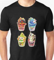 Pokemon Sun & Moon Parfaits Unisex T-Shirt
