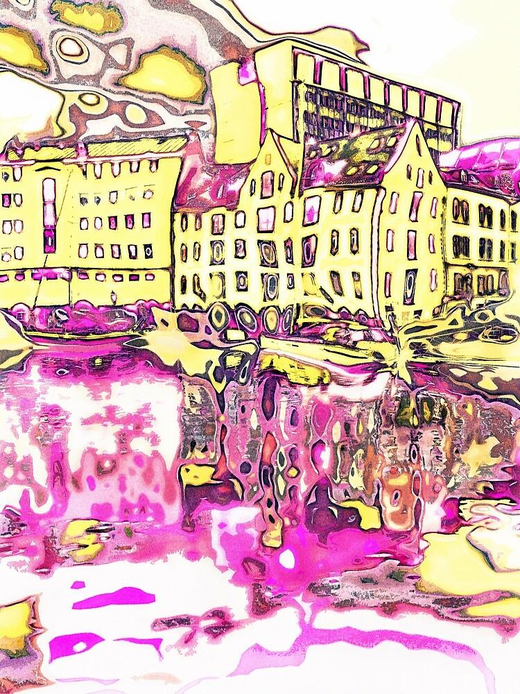 Ålesund by Rebecca Tun