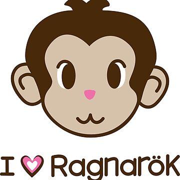 I Love Ragnarok (Yoyo) by ZeroRaptor