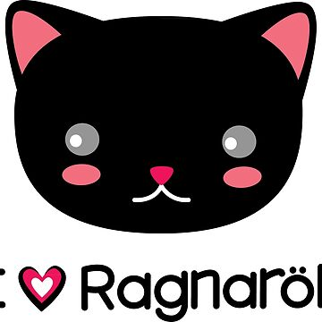 I Love Ragnarok (Cat) by ZeroRaptor