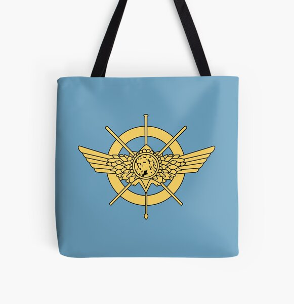 Arunafeltz Emblem (Ver. 2) All Over Print Tote Bag