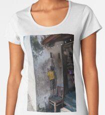 Penang Street Art - Malaysia Women's Premium T-Shirt