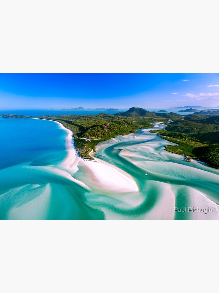 Hill Inlet - Whitsundays Queensland, Australia by paulmp