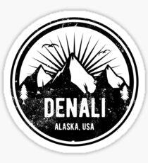Denali National Park Sticker