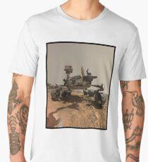 Curiosity Self Portrait Men's Premium T-Shirt